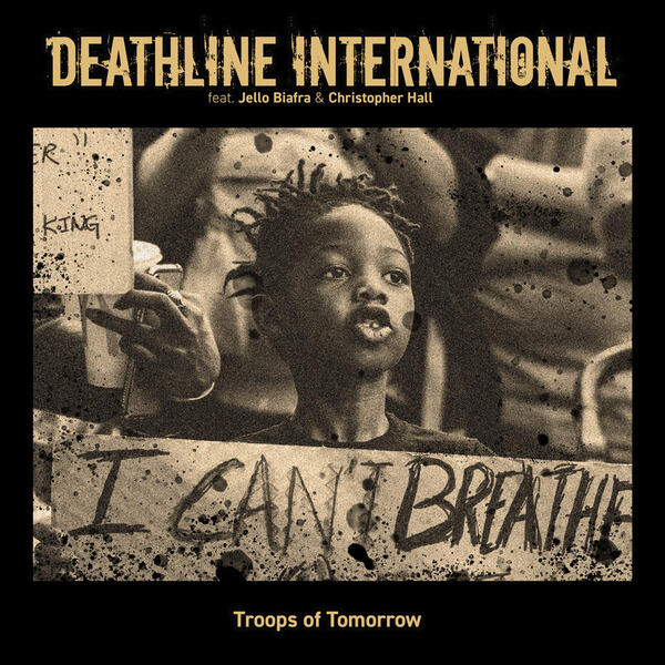 "DEATHLINE INTERNATIONAL Unleashes Modern Take On Political Anthem ""Troops Of Tomorrow"""
