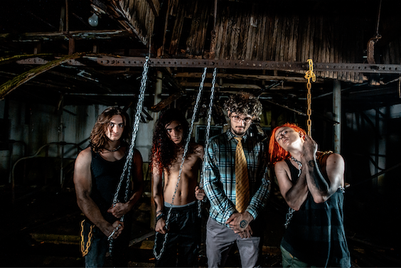 "TALLAH Unveil Psychotic Anthem With New Video ""Overconfidence"""