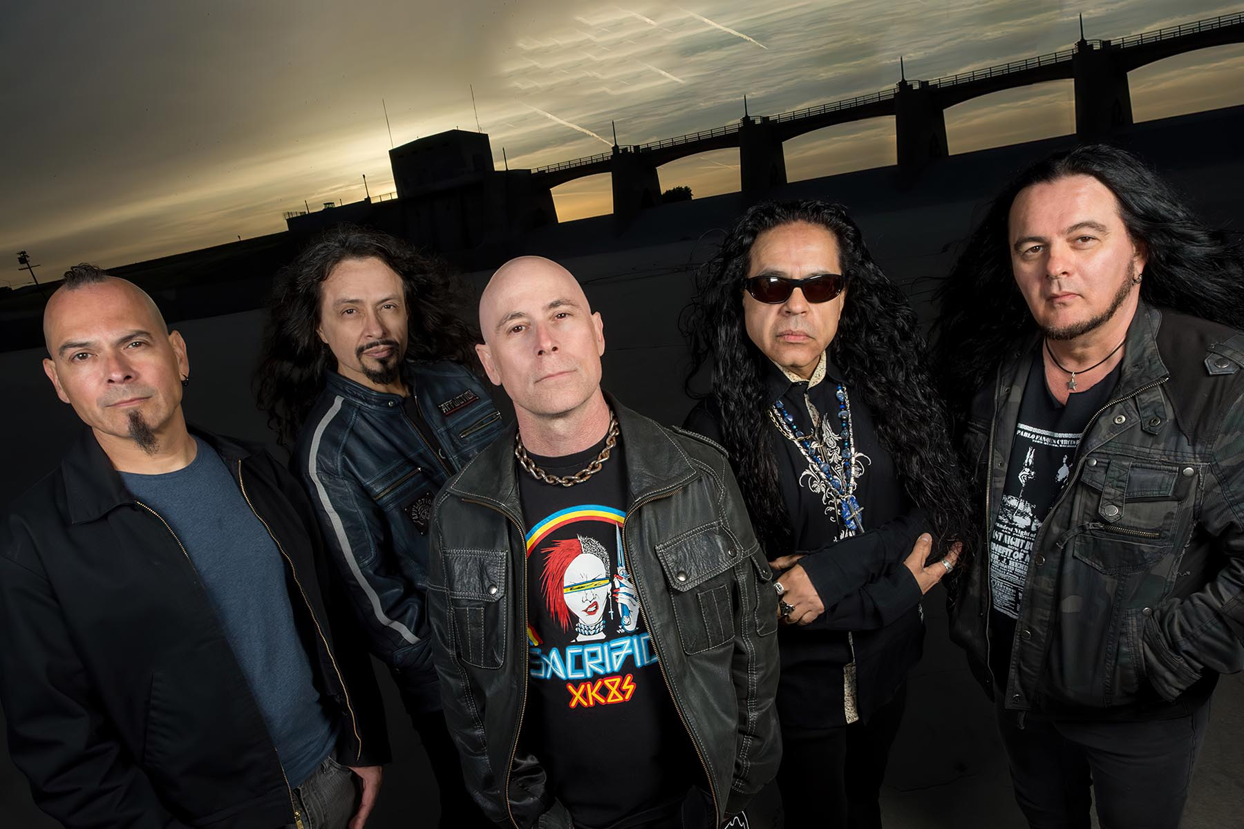 "Armored Saint Launches New Single ""Standing on the Shoulders of Giants"""