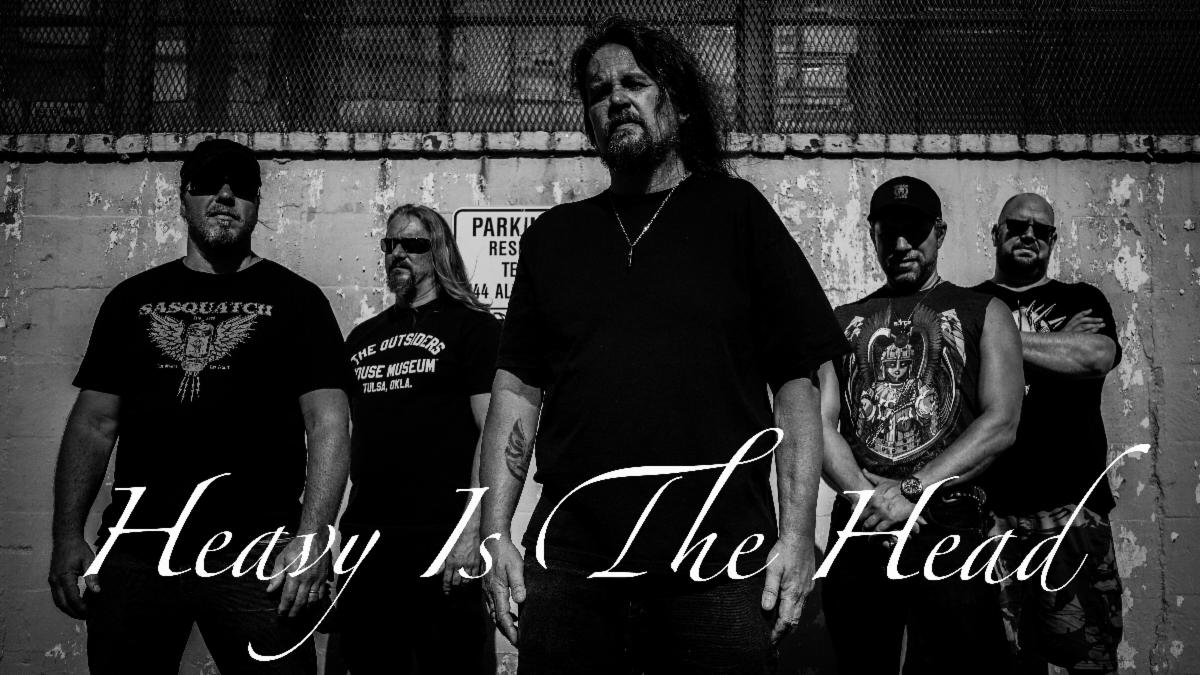 "DAMN YOUR EYES Reveals Crushing New Lineup and Single ""Heavy Is The Head"""